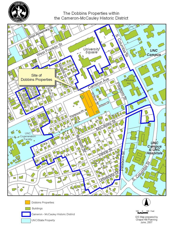 Winston Salem Map